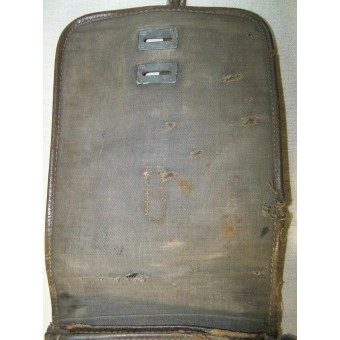 Pre-war made Soviet map case taken by German soldier as a trophy.. Espenlaub militaria