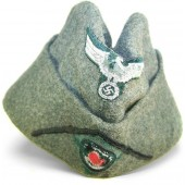Wehrmacht Heer M 38 Pionier enlisted men side hat