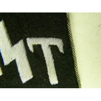 SS-VT, SS-Schule Tölz 2.Modell Kragenspiegel. Espenlaub militaria