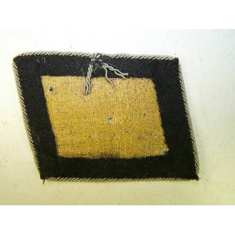 SS wool rank tab, early. Espenlaub militaria
