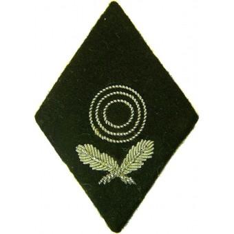 SS1st CLASS MARKSMANS SLEEVE DIAMOND. Espenlaub militaria