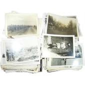 117 pictures, Einsatz in France- Russia