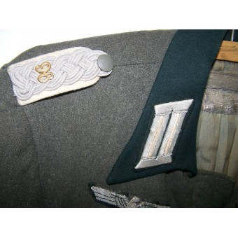 German WW2 midwar tunic for officer. Espenlaub militaria
