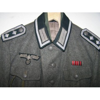 M 43 Geschoente tunic. Espenlaub militaria