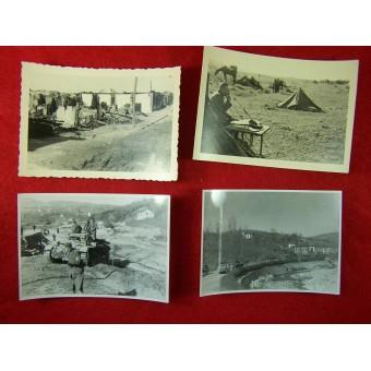 Set of 49 photos, Europe, Moldova and Ukraina (USSR).. Espenlaub militaria
