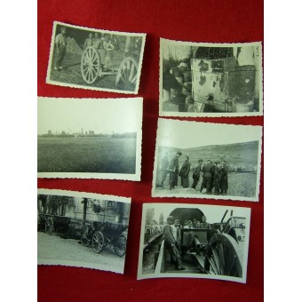 Set of 49 photos, Europe, Moldova and Ukraina (USSR).. Espenlaub militaria