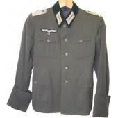 Heeres lieutenants of signals tunic