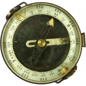 Soviet WW2 made compass. Marked