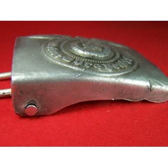 SS-VT aluminum belt buckle. Espenlaub militaria