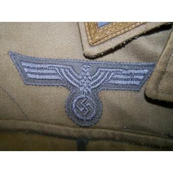 M43 DAK Wehrmacht tunic. Espenlaub militaria
