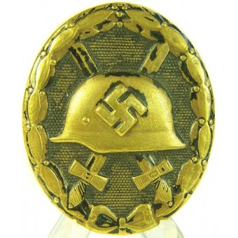 Wound badge in black. Espenlaub militaria