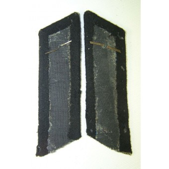 Ground aviation service M 35 or M 43 collar tabs. Espenlaub militaria
