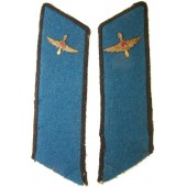 Ground aviation service M 35 or M 43 collar tabs