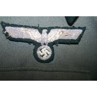 Officers tunic in rank of Major of TVD. Espenlaub militaria