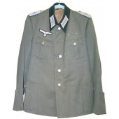 Officer's tunic in rank of Major of TVD