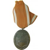 Westwall medal with original ribbon