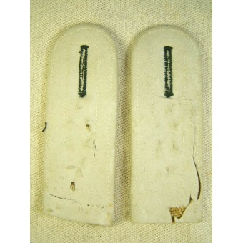 Pair of shoulderstraps for Heer Oberfedwebel of 37 Inf. reg.. Espenlaub militaria