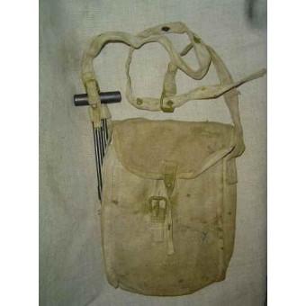 Maxim 1910 machinegun, kit and spare parts canvas pouch. Espenlaub militaria