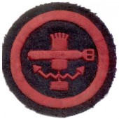 M43 NAVY arm patch torpedo-crew personnel