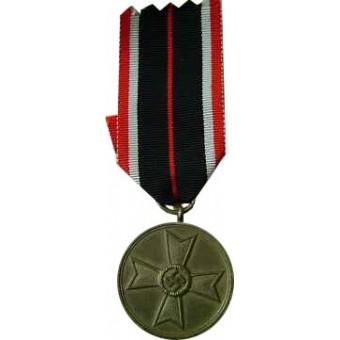 WW2 German Kriegsverdienst Medaille. KVK medal. Espenlaub militaria