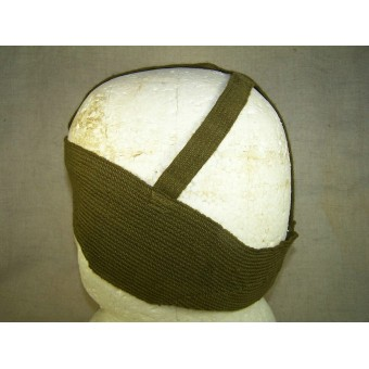 German 3rd Reich Org Todt marked, wool ears warmers.. Espenlaub militaria