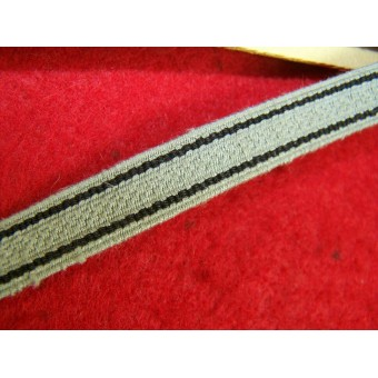 German WW2, Waffen SS, Wehrmacht Heer and Luftwaffe subdued cotton NCO tresse/braid.