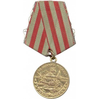 Medal for the Defense of Moscow