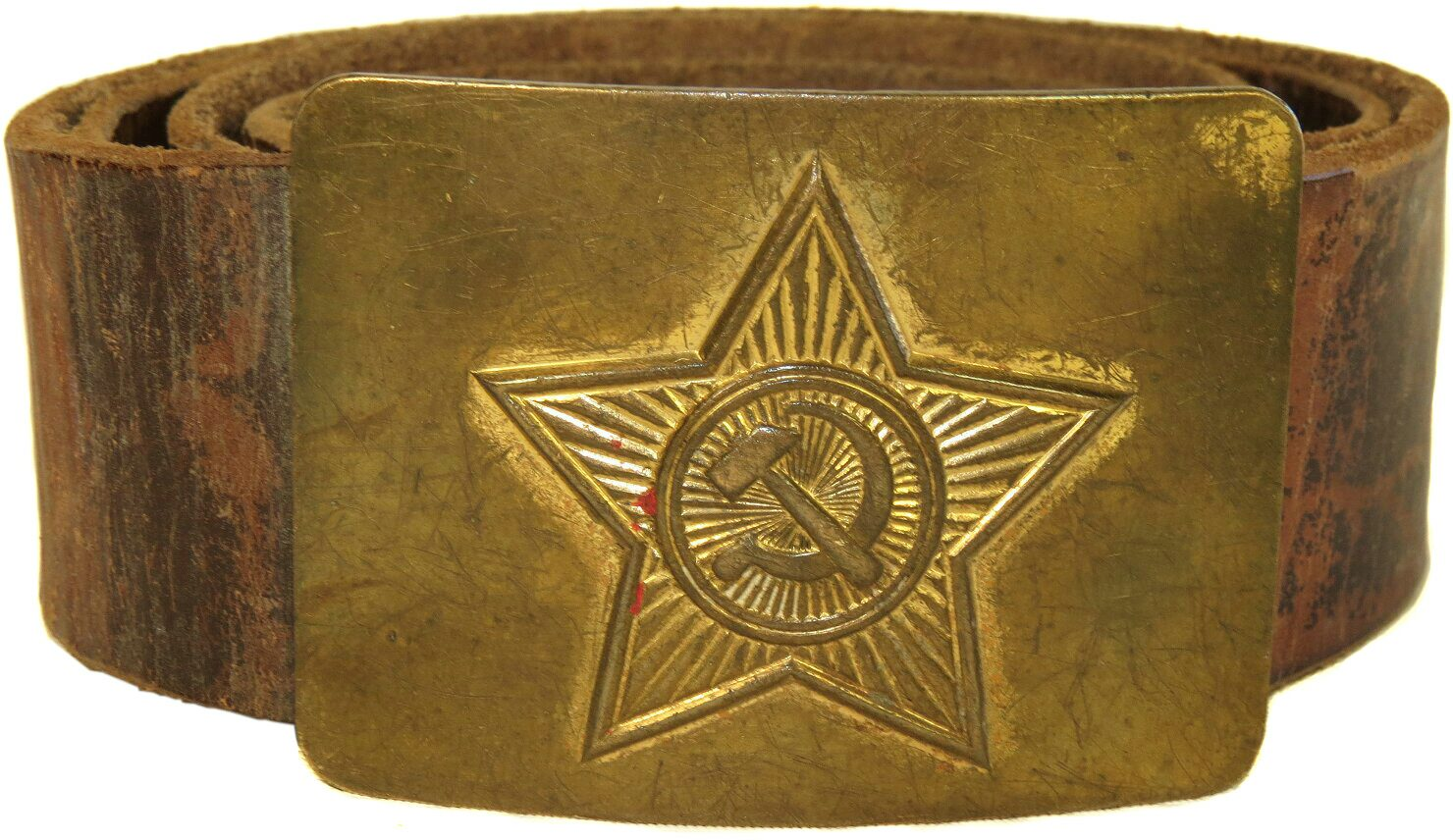 M36 belt and buckle for cadets of military schools- Belts & Buckles