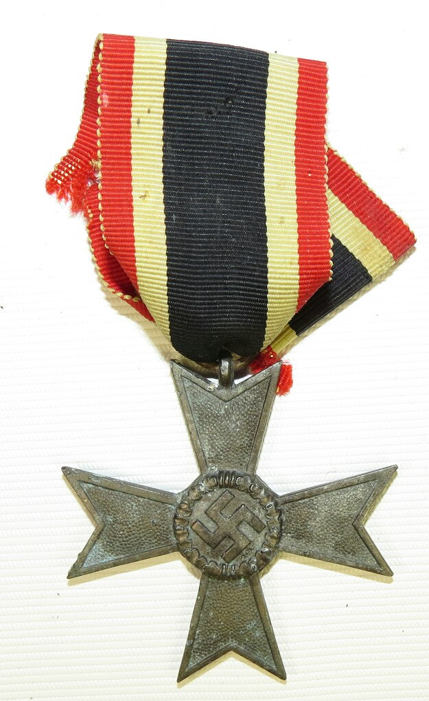 War merit cross without swords, Kriegsverdienstkreuz II - Medals & Orders