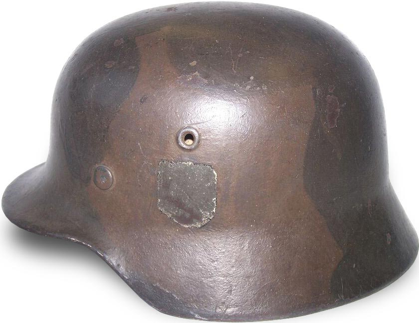 Buy ww2 german camouflaged m steel helmet   Shop every store on the